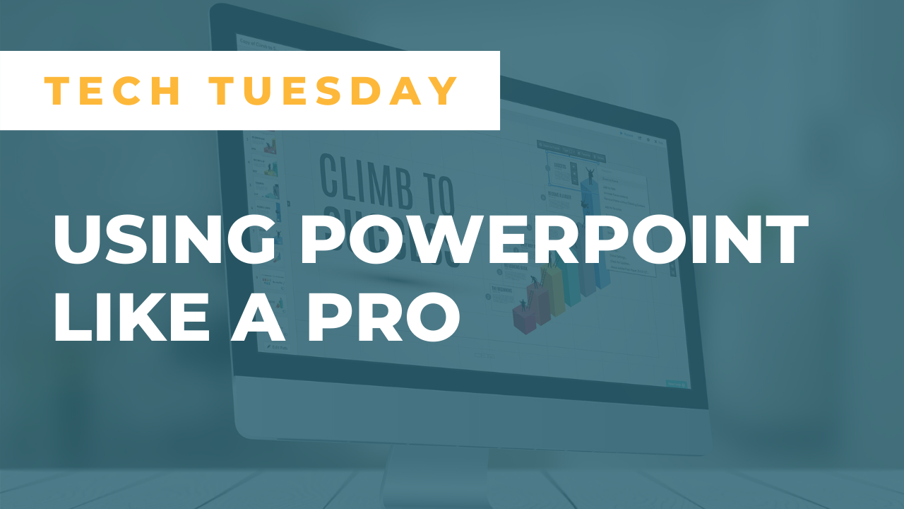 Using PowerPoint Like a Pro