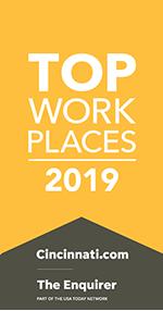 Cincinnati Enquirer Top Workplace 2019