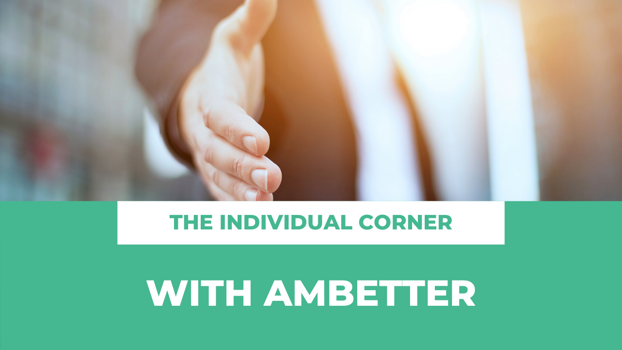 The Individual Corner with special guest Ambetter