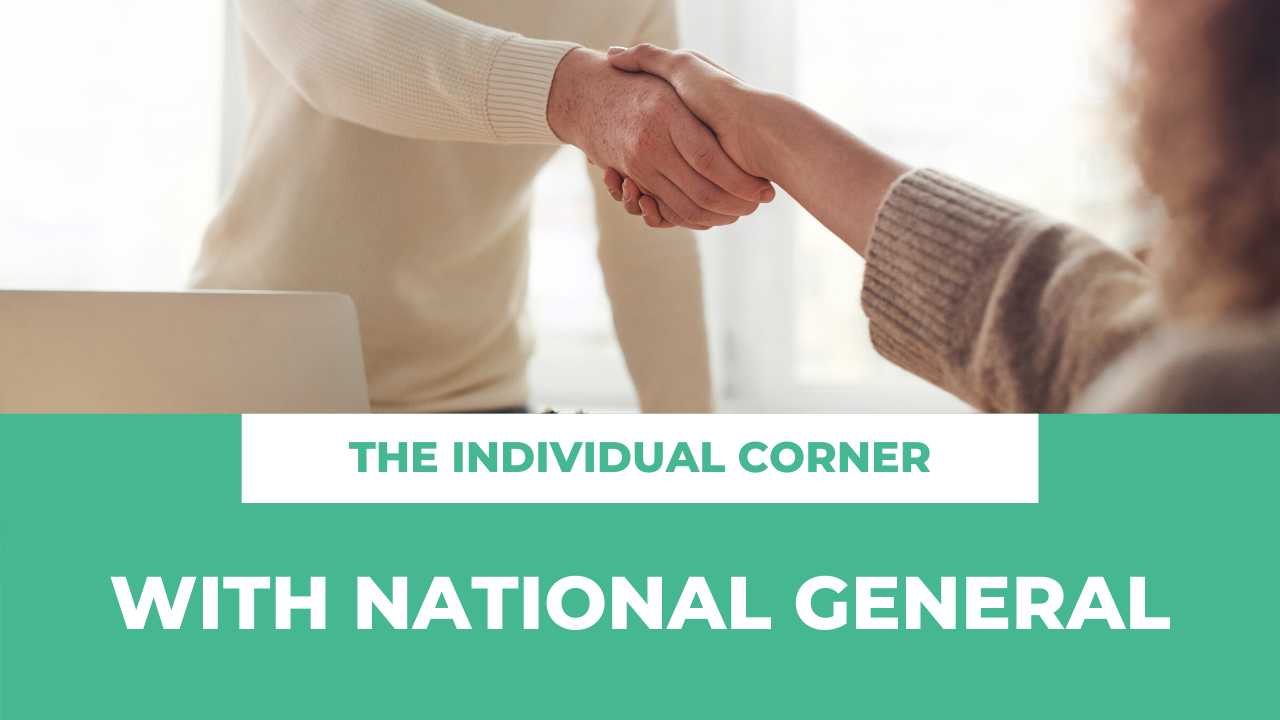 The Individual Corner with National General